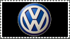 VW LOGO STAMP by sandwedge