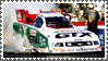 John Force stamp by sandwedge