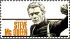Steve Mcqueen stamp by sandwedge