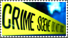 Crime Scene stamp by sandwedge