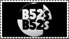 B52's stamp by sandwedge