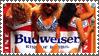 Budweiser stamp by sandwedge
