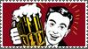 Beer Mug stamp by sandwedge