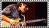 Carlos Santana stamp by sandwedge