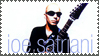 Joe Satriani stamp by sandwedge