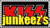 KISS junkeez's stamp by sandwedge