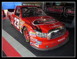 Toyota Racing by sandwedge