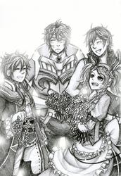 Flowers for Frederick by YumeKioku