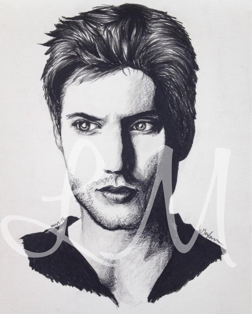 Jensen Ackles by Leinnon