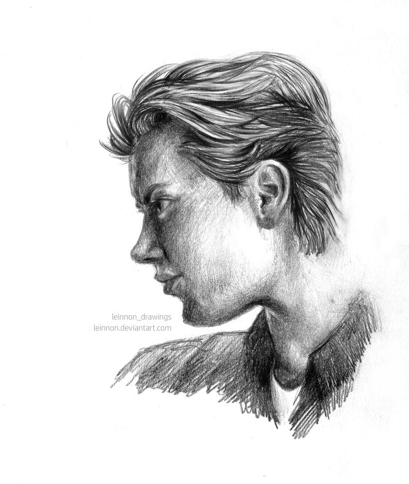 River Phoenix by Leinnon