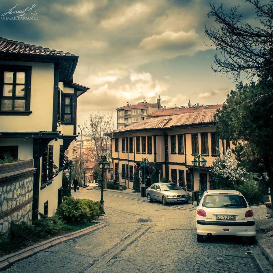 Odunpazari Houses 2 by seth2012chaos