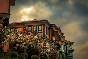 Odunpazari Houses 3 by seth2012chaos