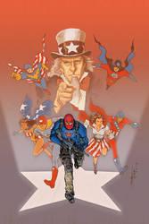 Patriot-1 10th alternate cover
