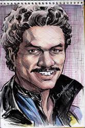Lando Calrissian sketch by dexterwee