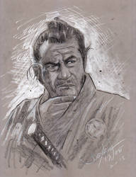 Yojimo sketch by dexterwee