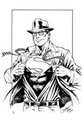 SUPERMAN by dexterwee