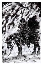 Black Suit of Death - https://www.kickstarter.com/ by dexterwee