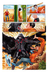 The Black Suit of Death #2 Page 10 by dexterwee