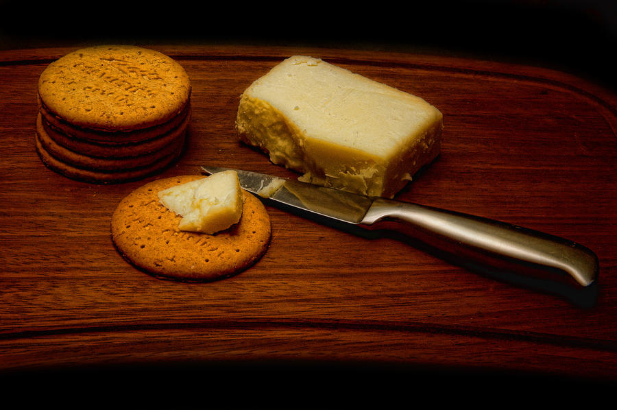 Cheese and  Biscuits by ~MuttleyMcFester