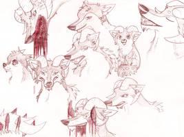 +.yao. doodles.+ by pukydog