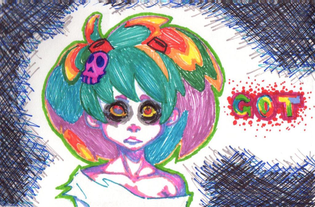 Rage Art by 0-zinx-0