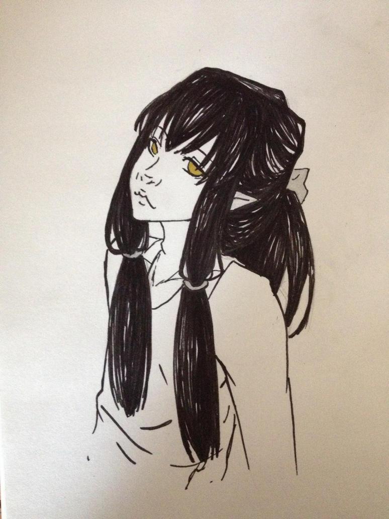 Eiko Mizushima by 0-zinx-0