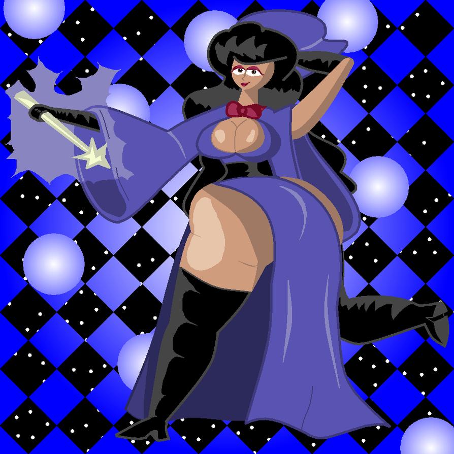 Fairy GodMILF Contest Entry 2 by MrPr1993