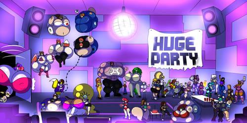 Huge Party by MrPr1993