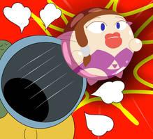 CM - Queen Zelda's Smashed In RnR - P3