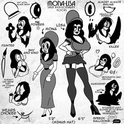 Mona-Lisa Ref Sheet