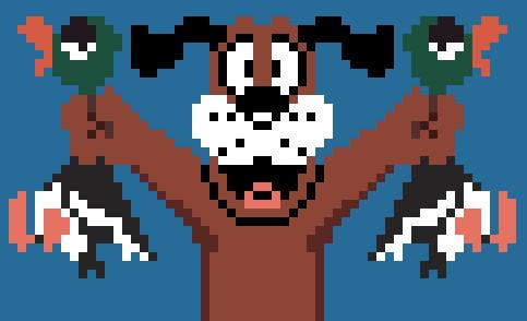 Image Result For Duck Hunt Dog