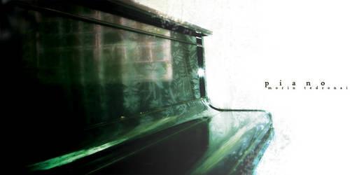 piano by MorinTedronai