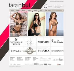 TARZINIBUL e-commerce