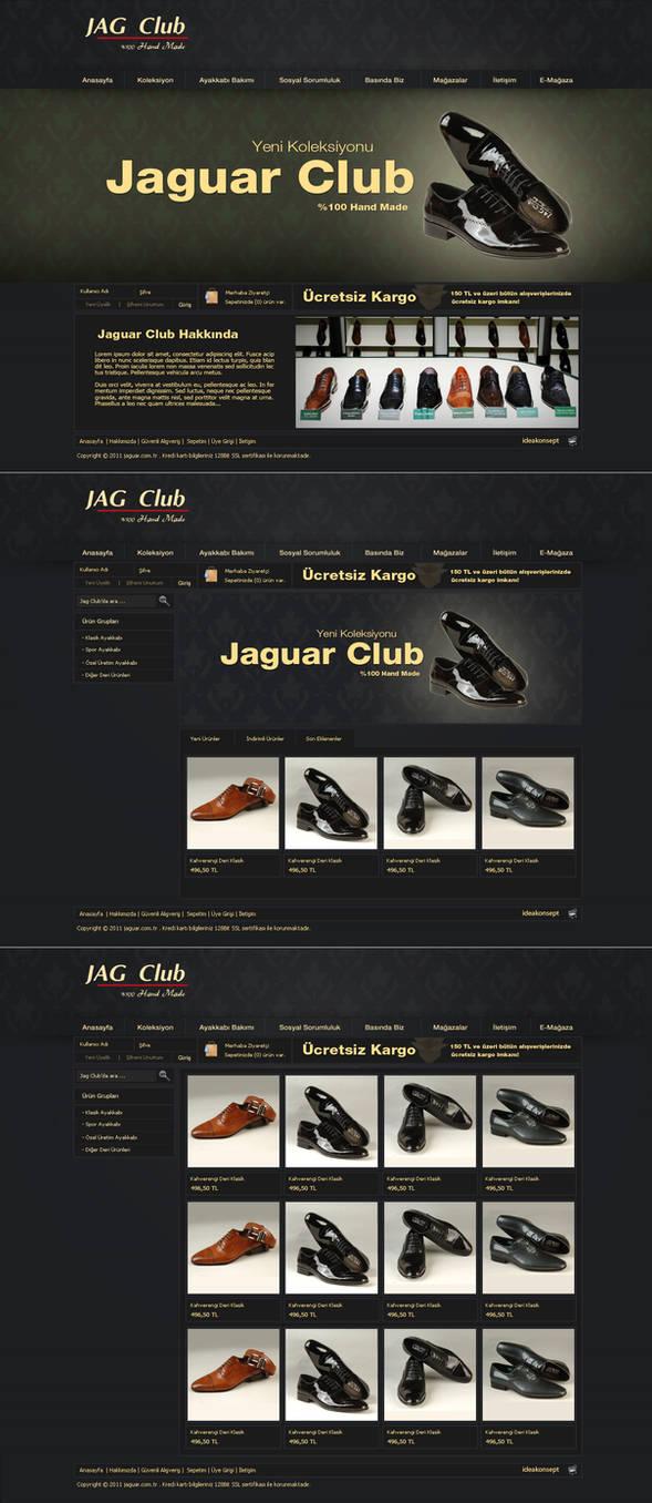 Jag Club e-commerce
