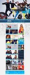 afrodo e-commerce by MorinTedronai
