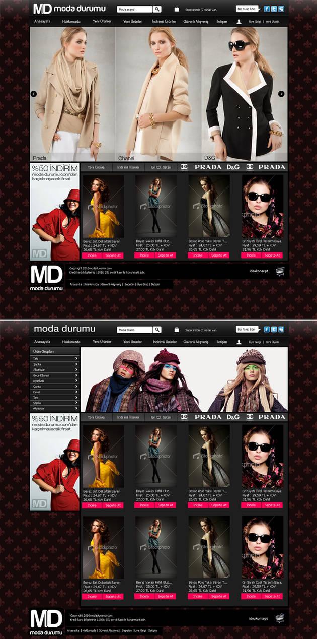 moda durumu e-commerce