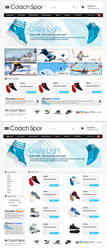 coachsport e-commerce by MorinTedronai