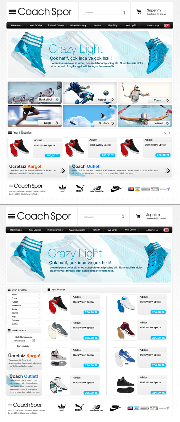 coachsport e-commerce by MorinTedronai