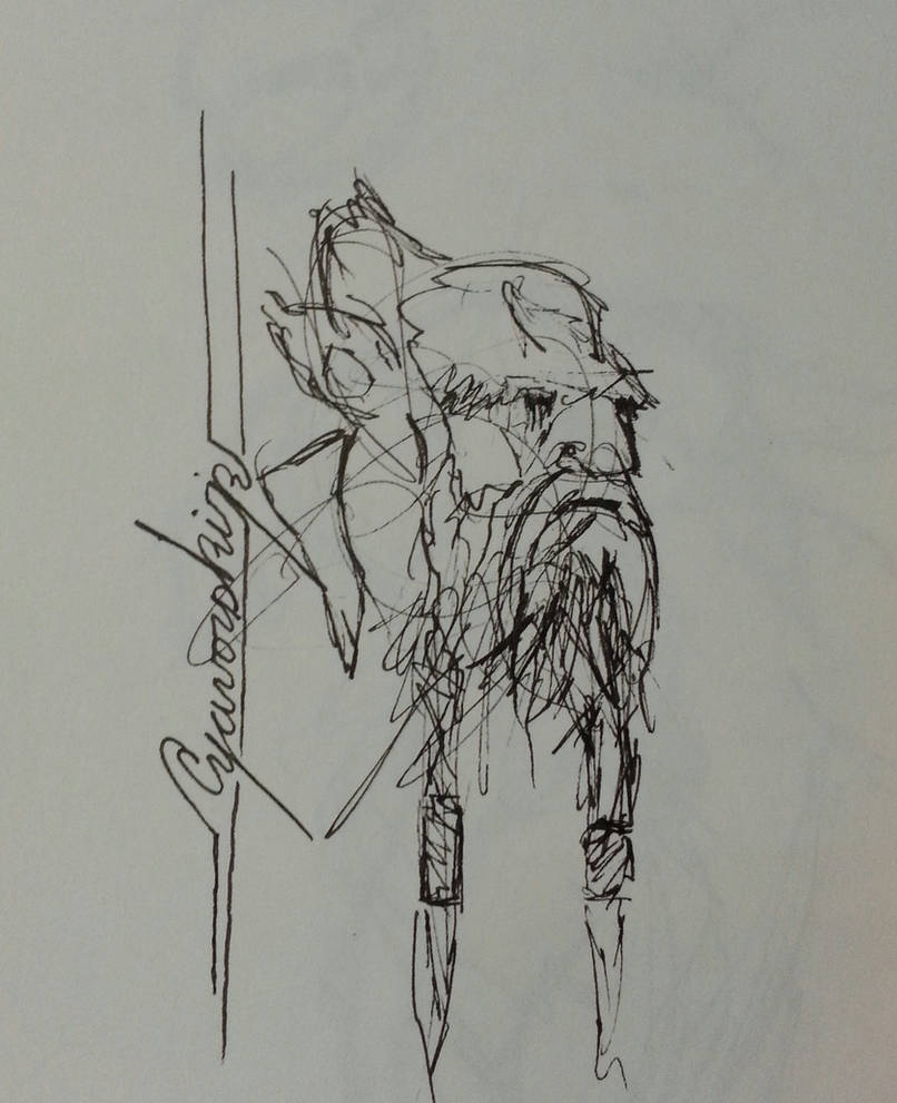 Sylla, The Lone Druid