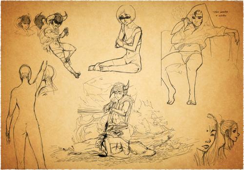 Doodles on Paintchat