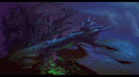 Theme Challenge - Black Forest