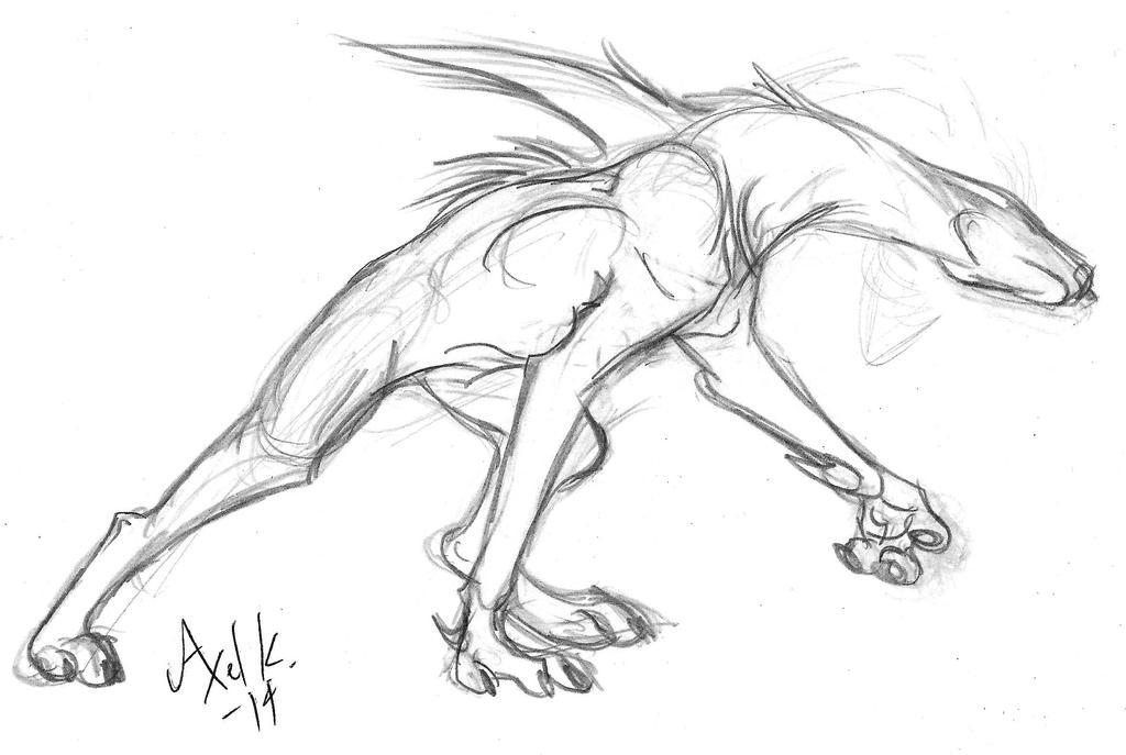 Vysmuth Sketch by Doctor-Axel