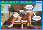 Sunny sunday: Page 03.