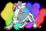 .: | Rainbow Boy | :. Commission by Opianum
