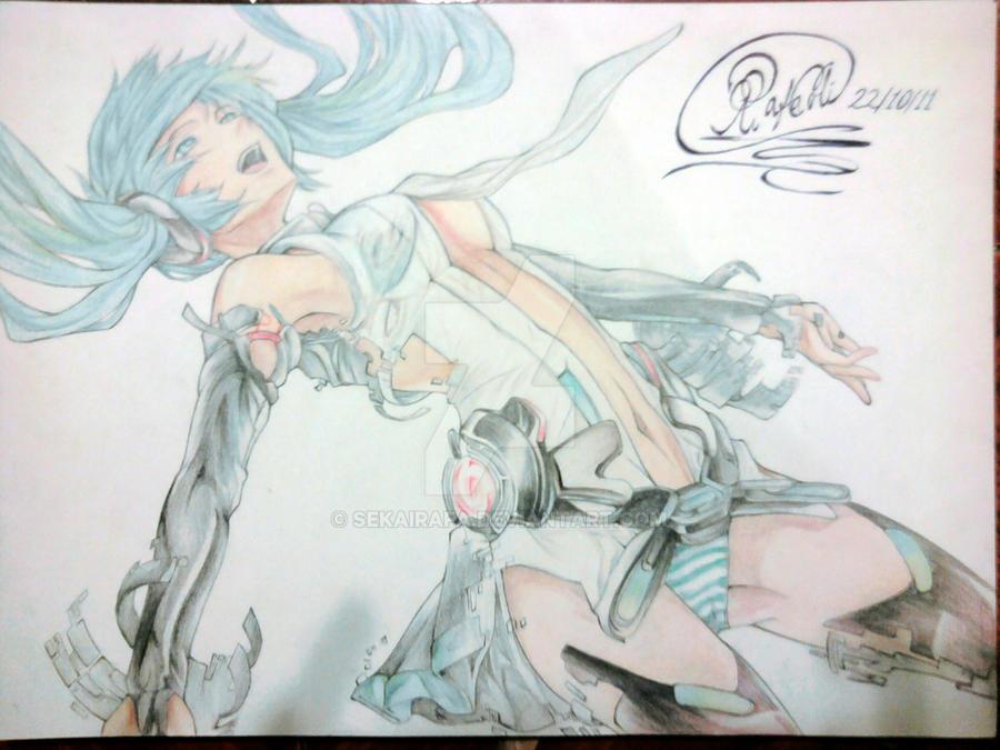 Dibujos Manga A Lapiz By Sekairafa On Deviantart