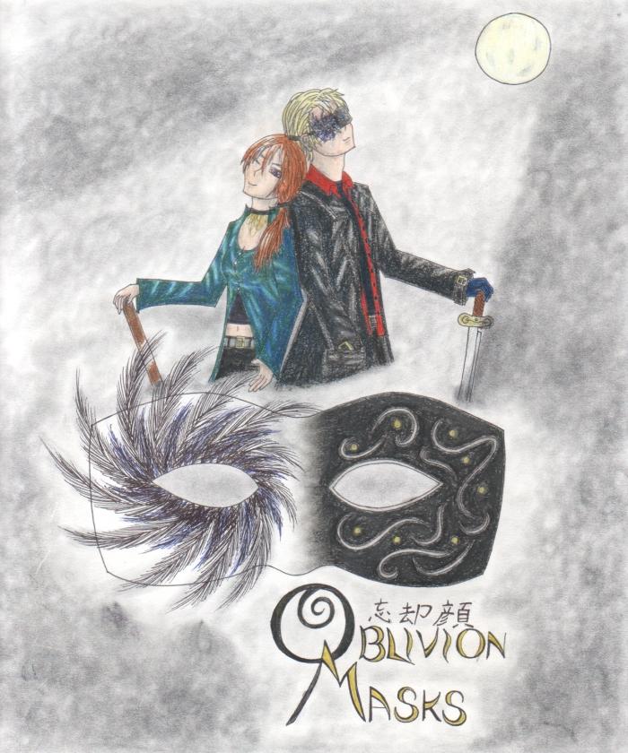 Oblivion Masks by AlwaysDrm