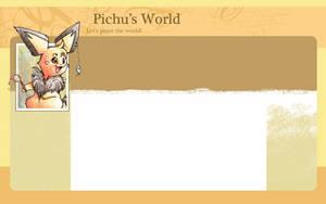 PW: Splash of Orange WIP by Pinkie-Pichu