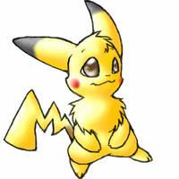 My Pikachu by Pinkie-Pichu