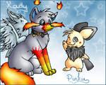 Kady and me --collab--