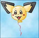 Pichu Balloon